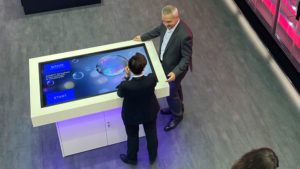 Messegame: Memory auf Touchtable (1)
